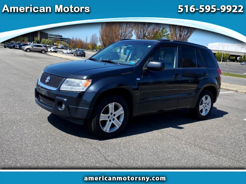 Suzuki Grand Vitara Luxury 4WD 2007