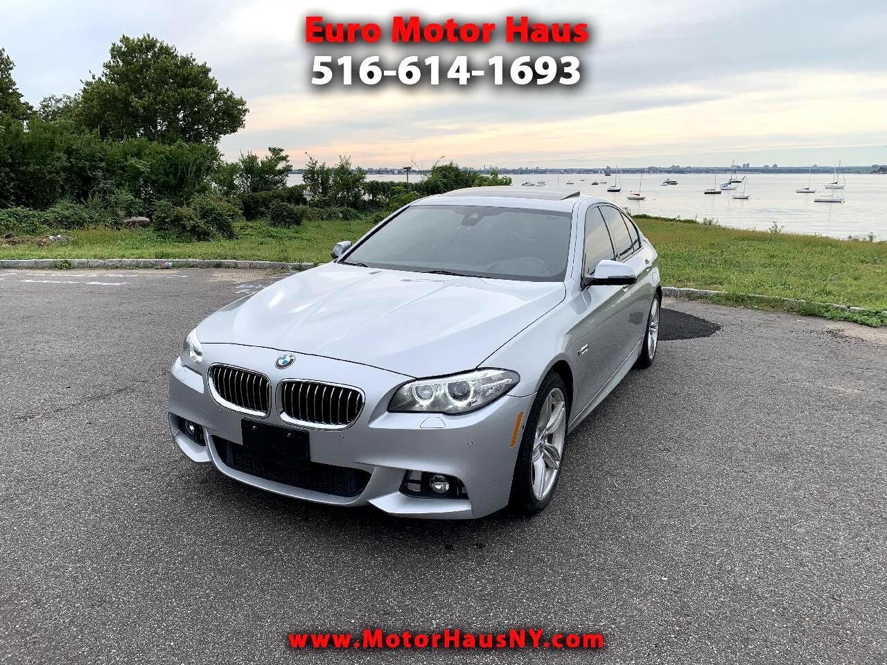 BMW 5-Series 535i xDrive 2016