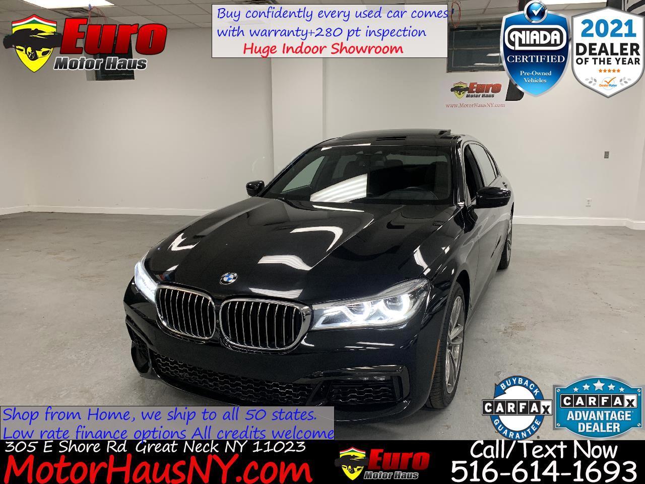 BMW 7-Series  2018