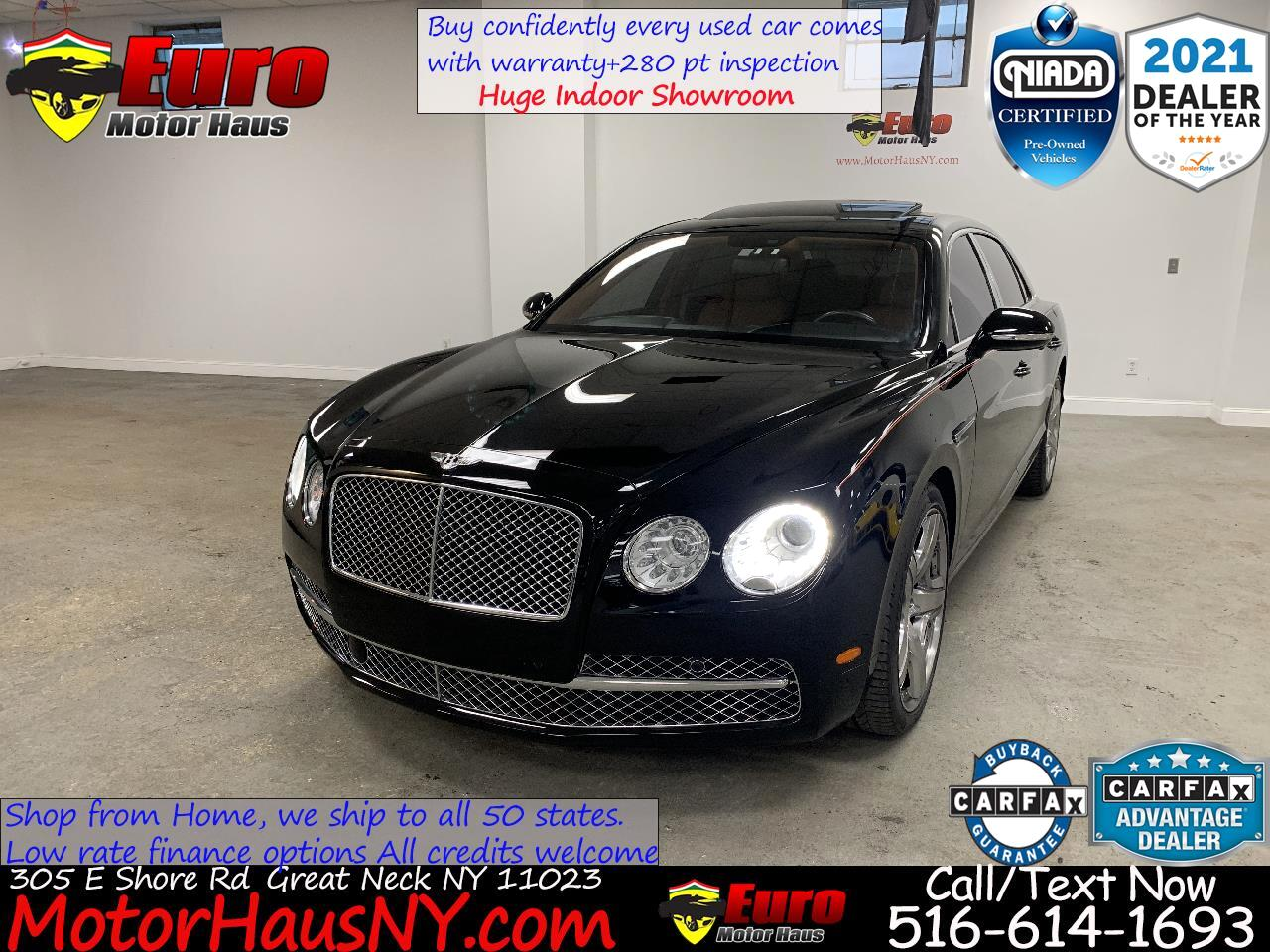 Bentley Continental Flying Spur  2015
