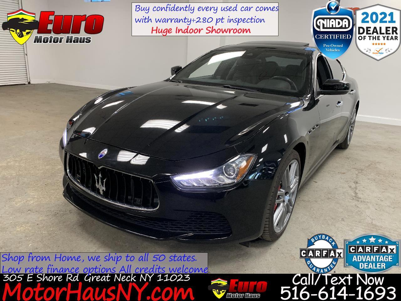 Maserati Ghibli S 2017