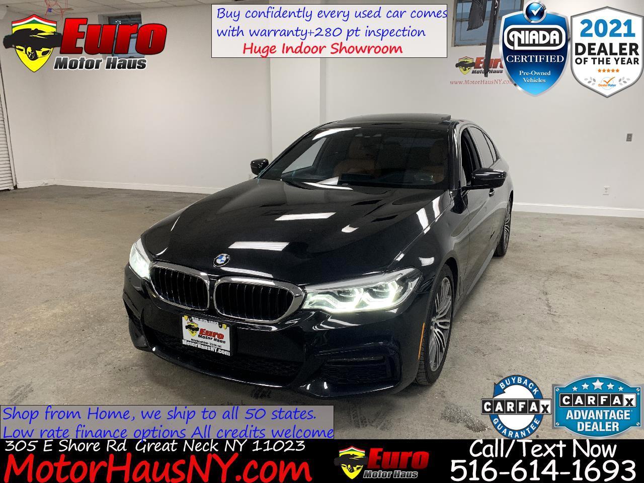 BMW 5-Series  2019