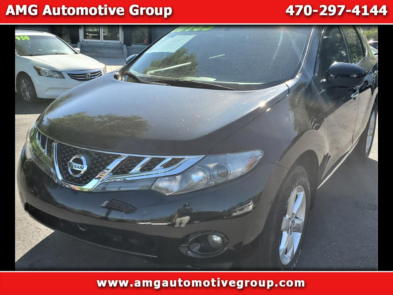 Nissan Murano FWD 4dr S 2014
