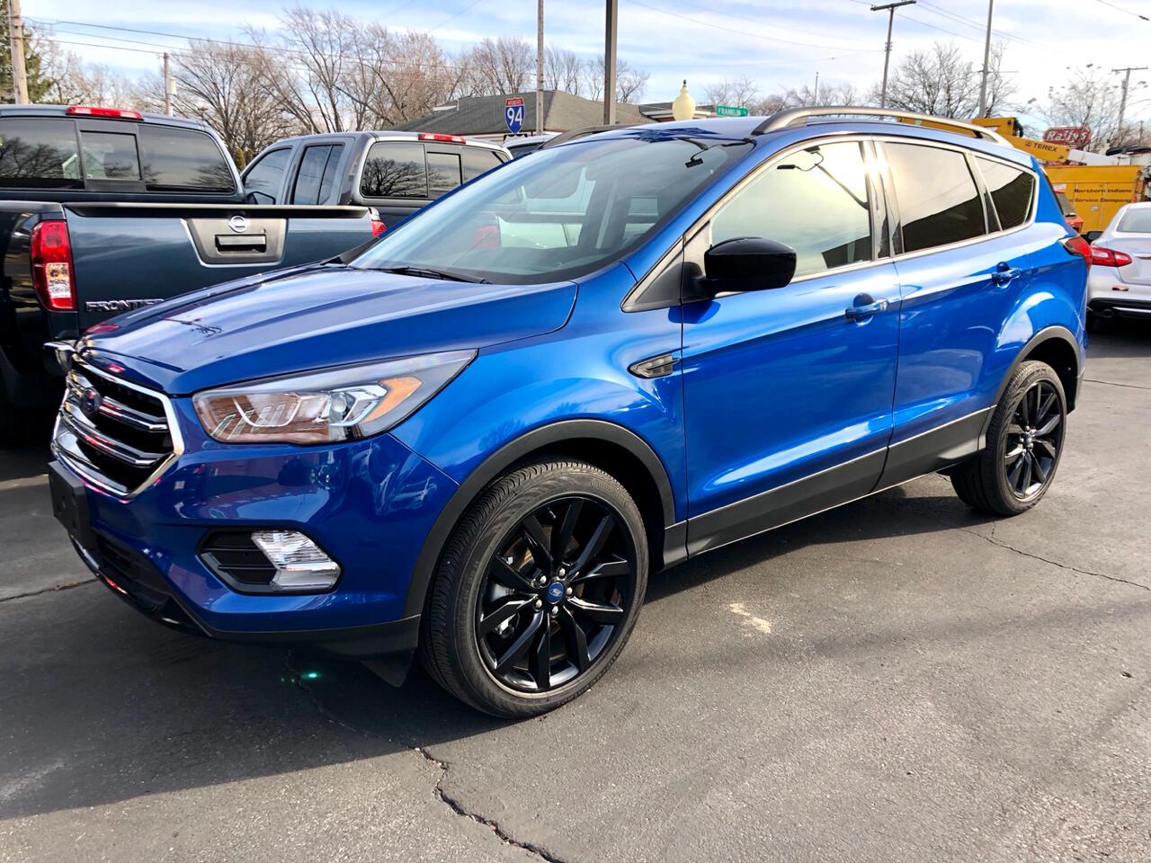 Ford Escape SE 4WD 2019