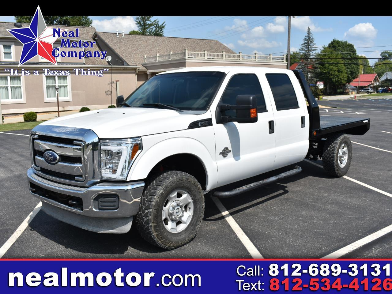 "Ford Super Duty F-250 SRW 4WD Crew Cab 156"" XL 2012"
