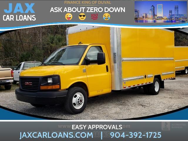 GMC Savana G3500 177 in. 2016