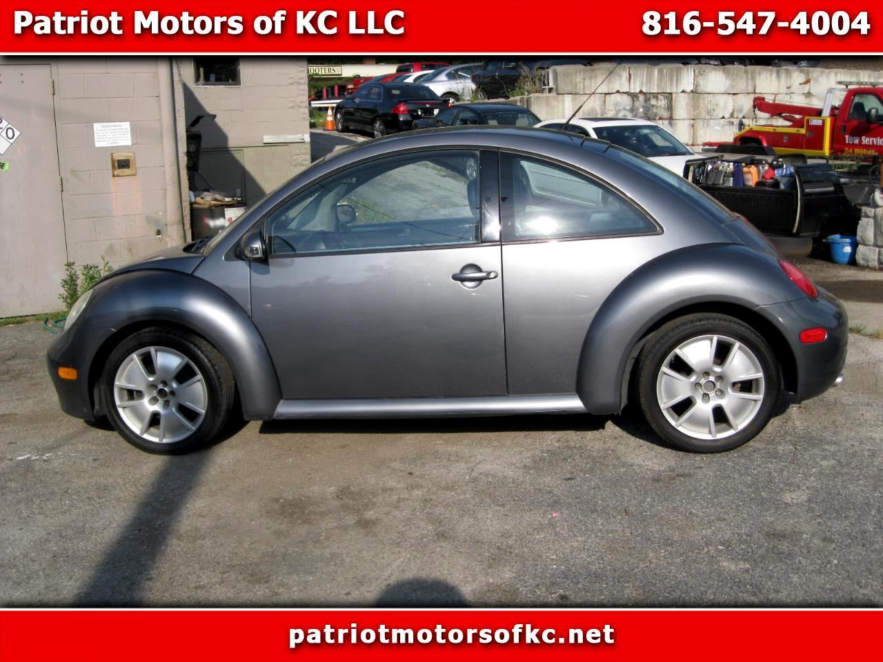Volkswagen New Beetle Turbo S 1.8L 2004