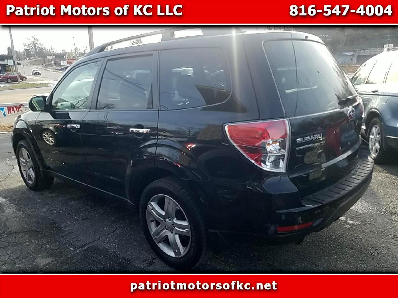 Subaru Forester 2.5X Limited 2010