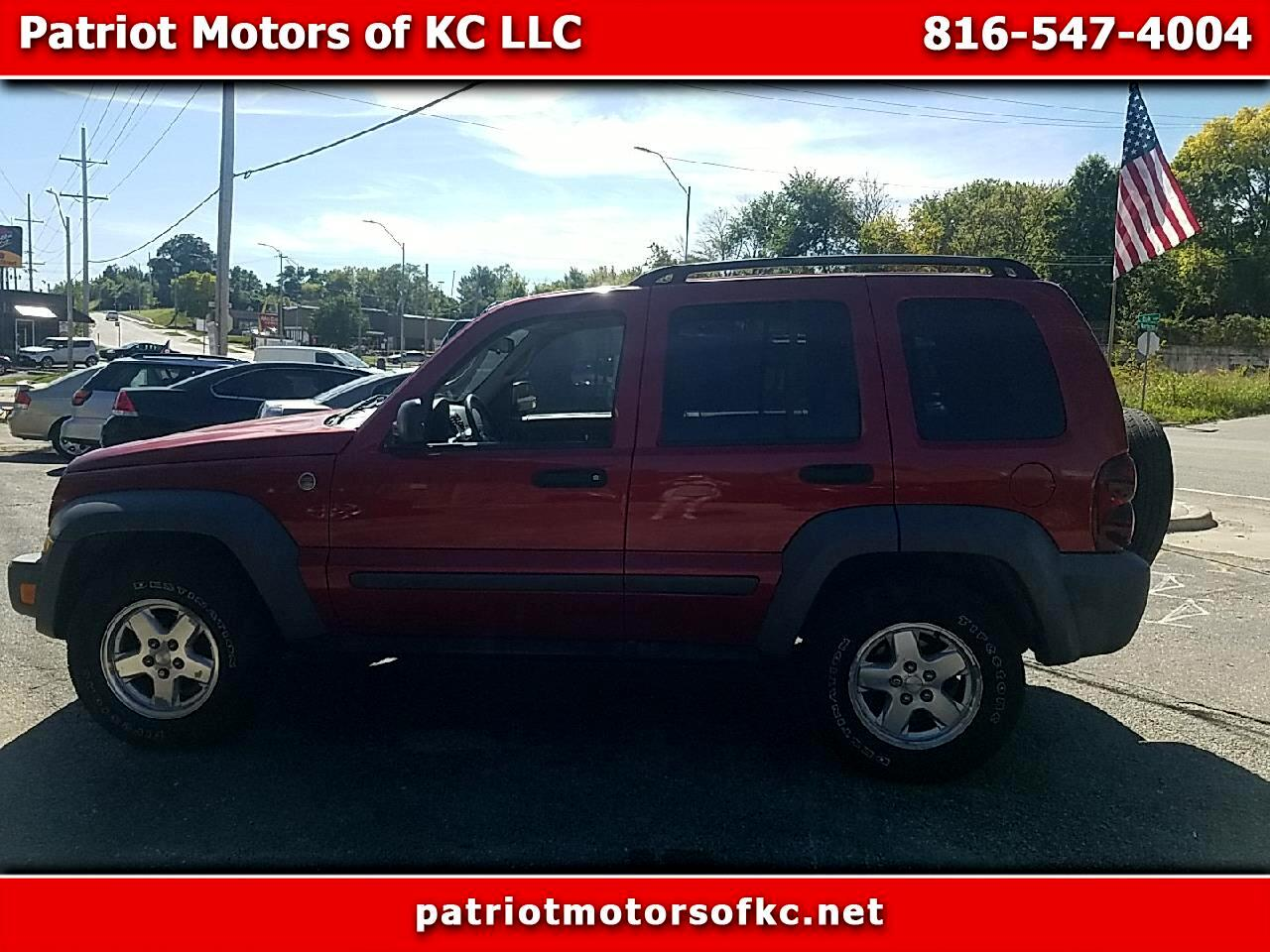 Jeep Limited 4WD CRD  2005