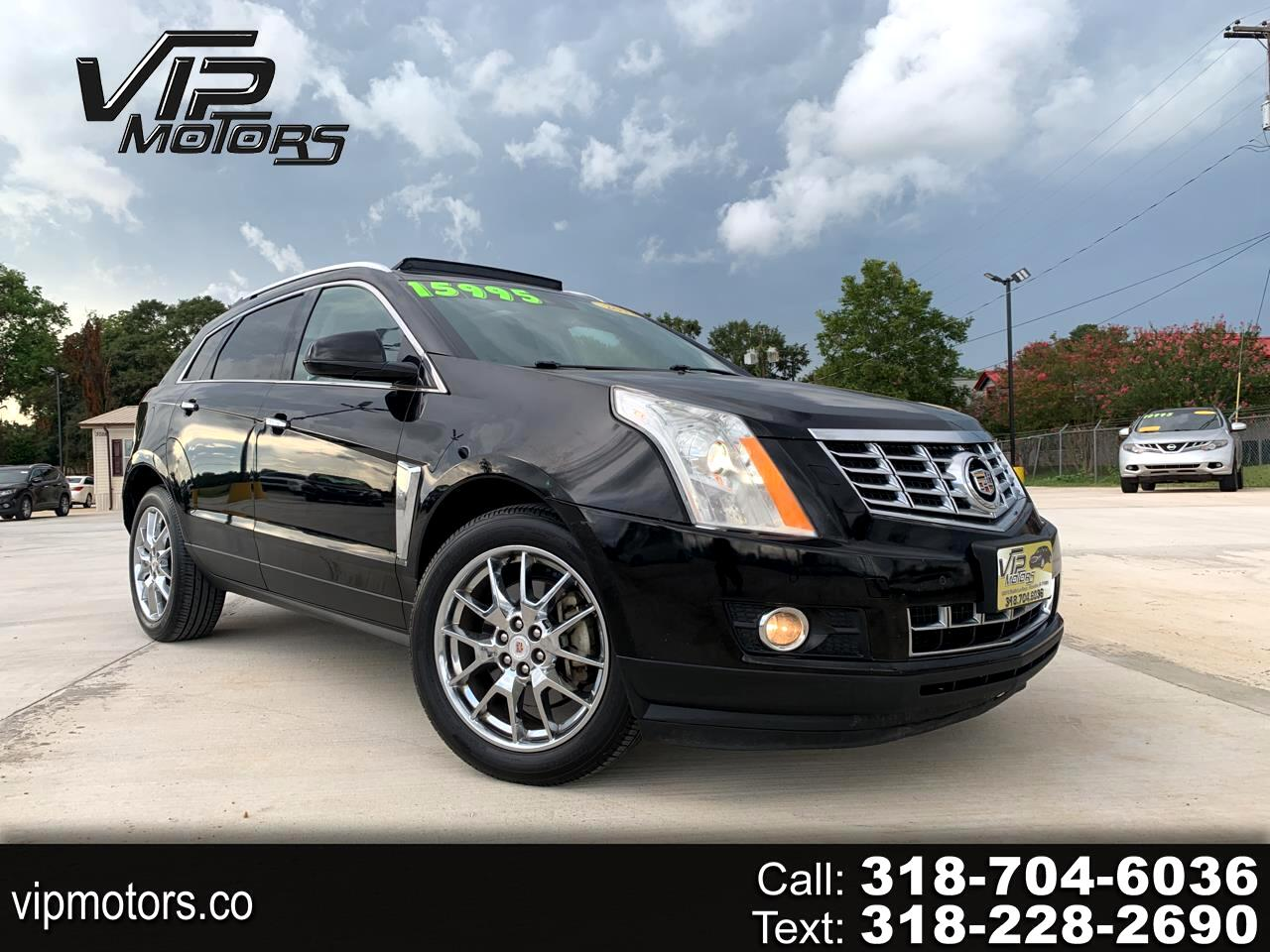 Cadillac SRX Premium Collection 2013