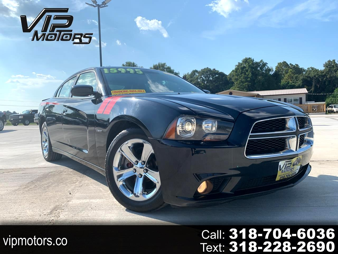 Dodge Charger 4dr Sdn RT 100th Anniversary RWD *Ltd Avail* 2014