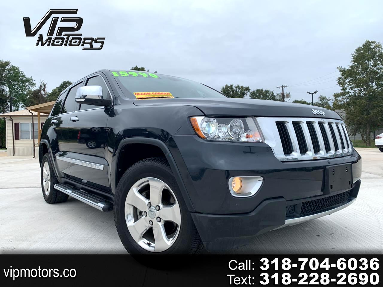 Jeep Grand Cherokee RWD 4dr Limited 2013