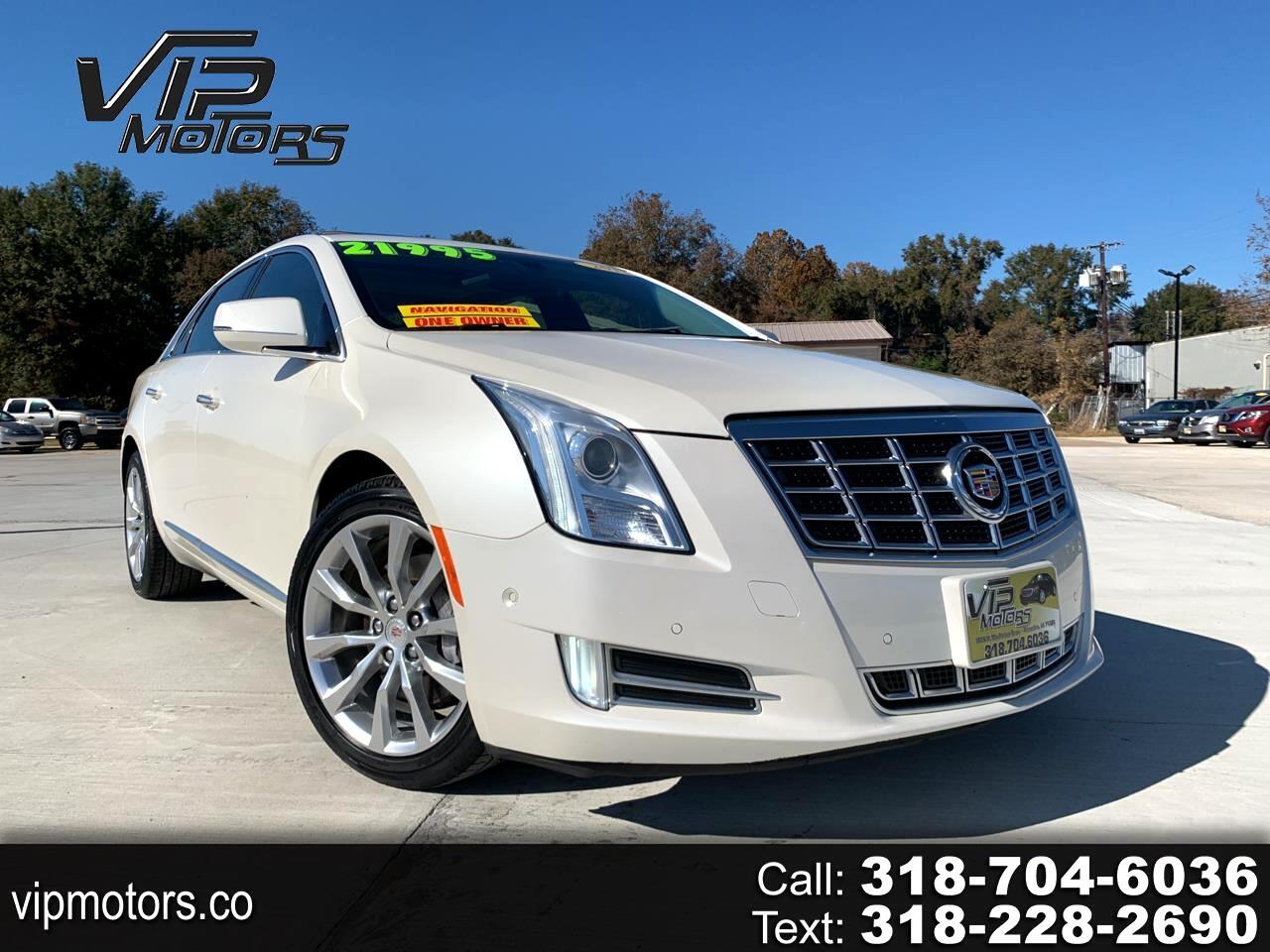 Cadillac XTS 4dr Sdn Luxury FWD 2015