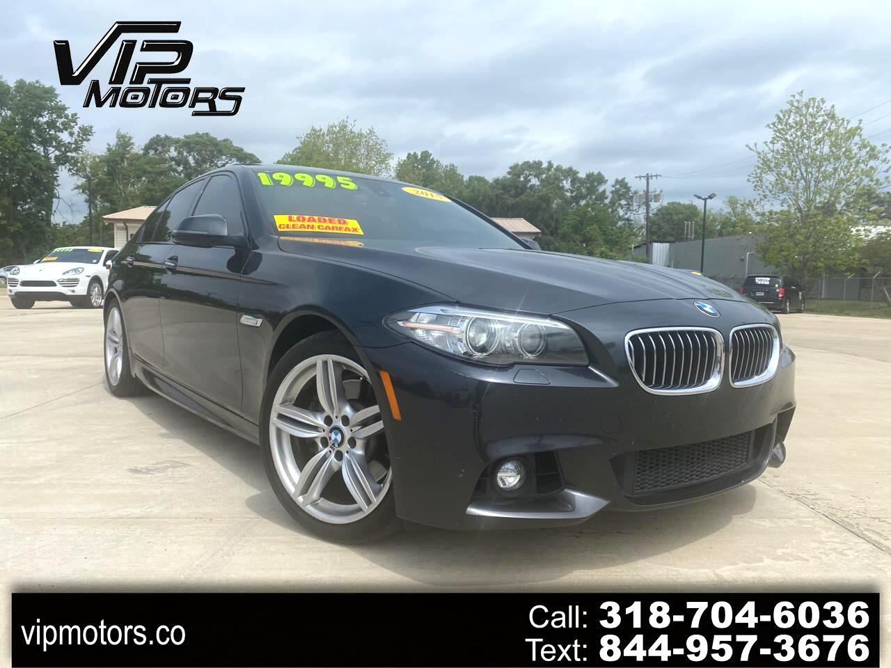 BMW 5 Series 4dr Sdn 535i RWD 2015