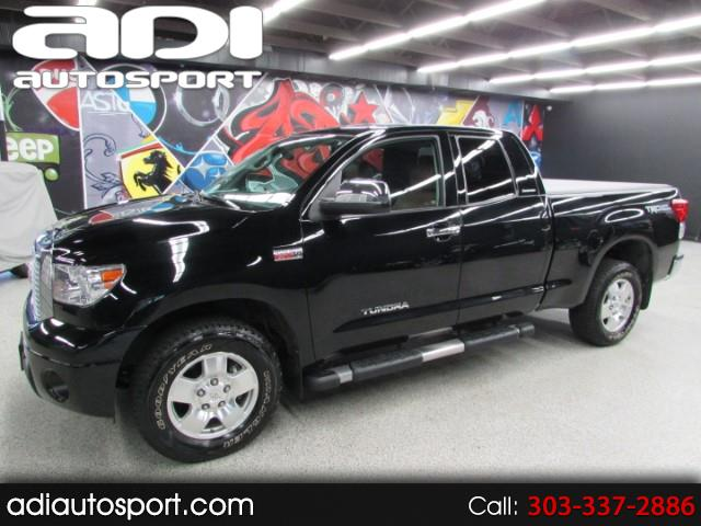 2012 Toyota Tundra Limited 5.7L FFV Double Cab 4WD