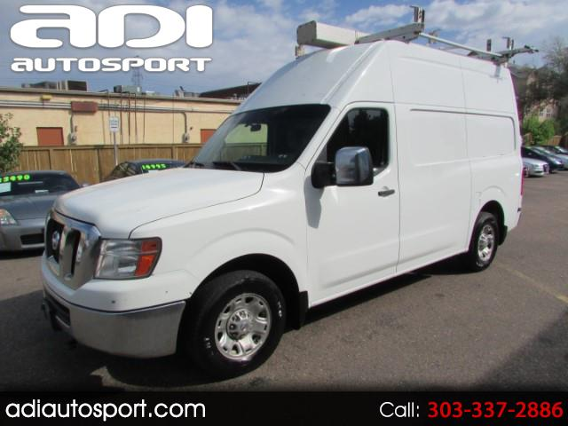 2013 Nissan NV Cargo 2500 HD S V8 High Roof