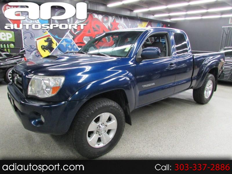 2008 Toyota Tacoma TRD Sport Long Bed Auto 4WD