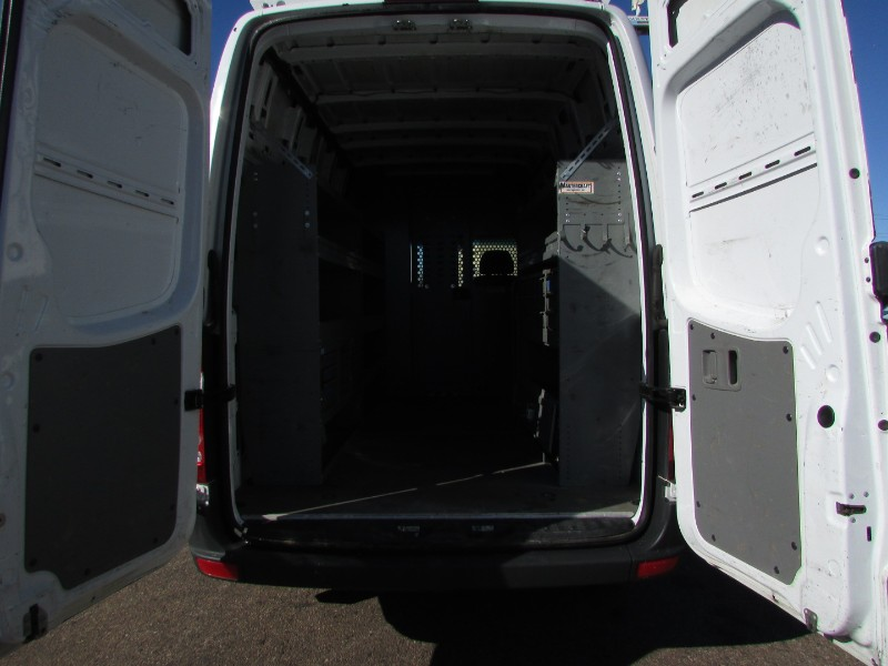 2014 Mercedes-Benz Sprinter 2500 High Roof 144-in. WB
