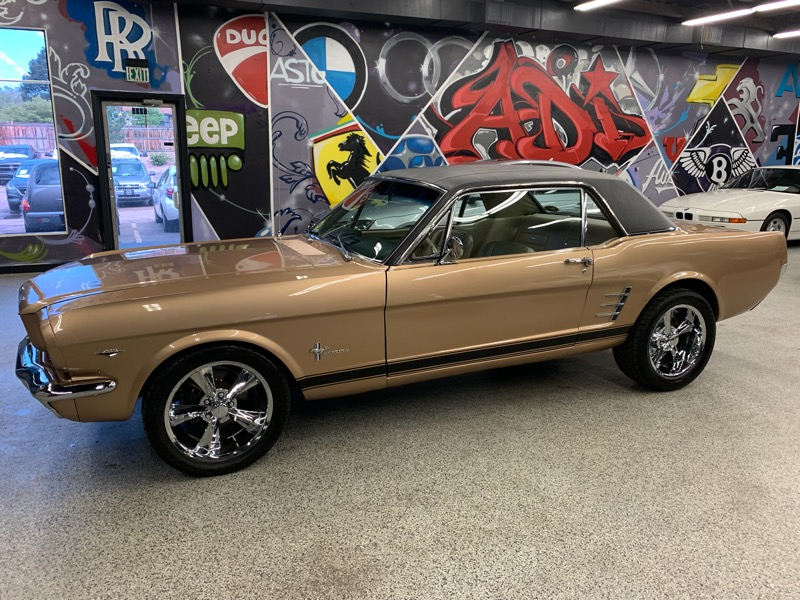 1966 Ford MUSTANG GT GT
