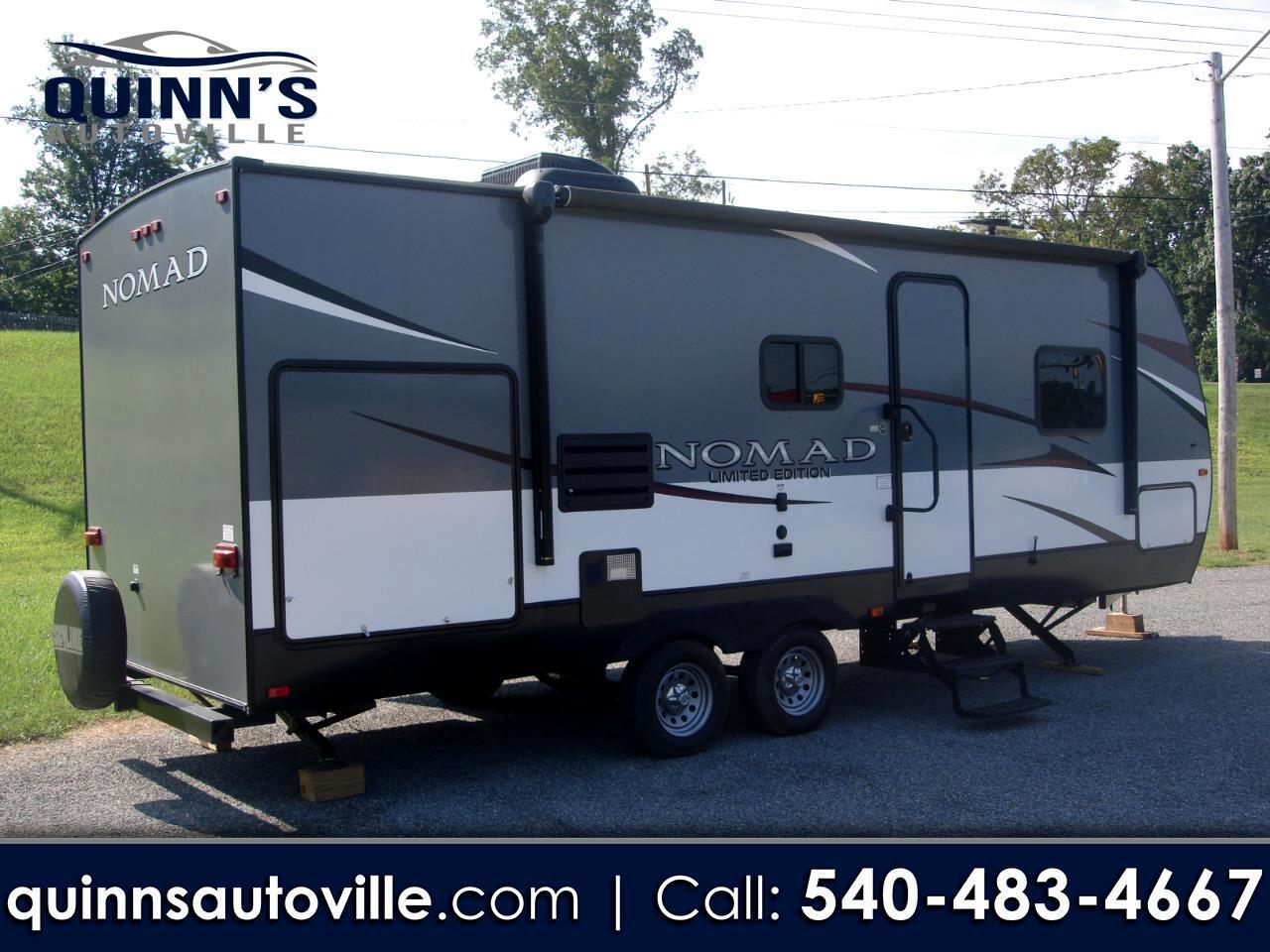Skyline Nomad Pull Behind Camper 2016