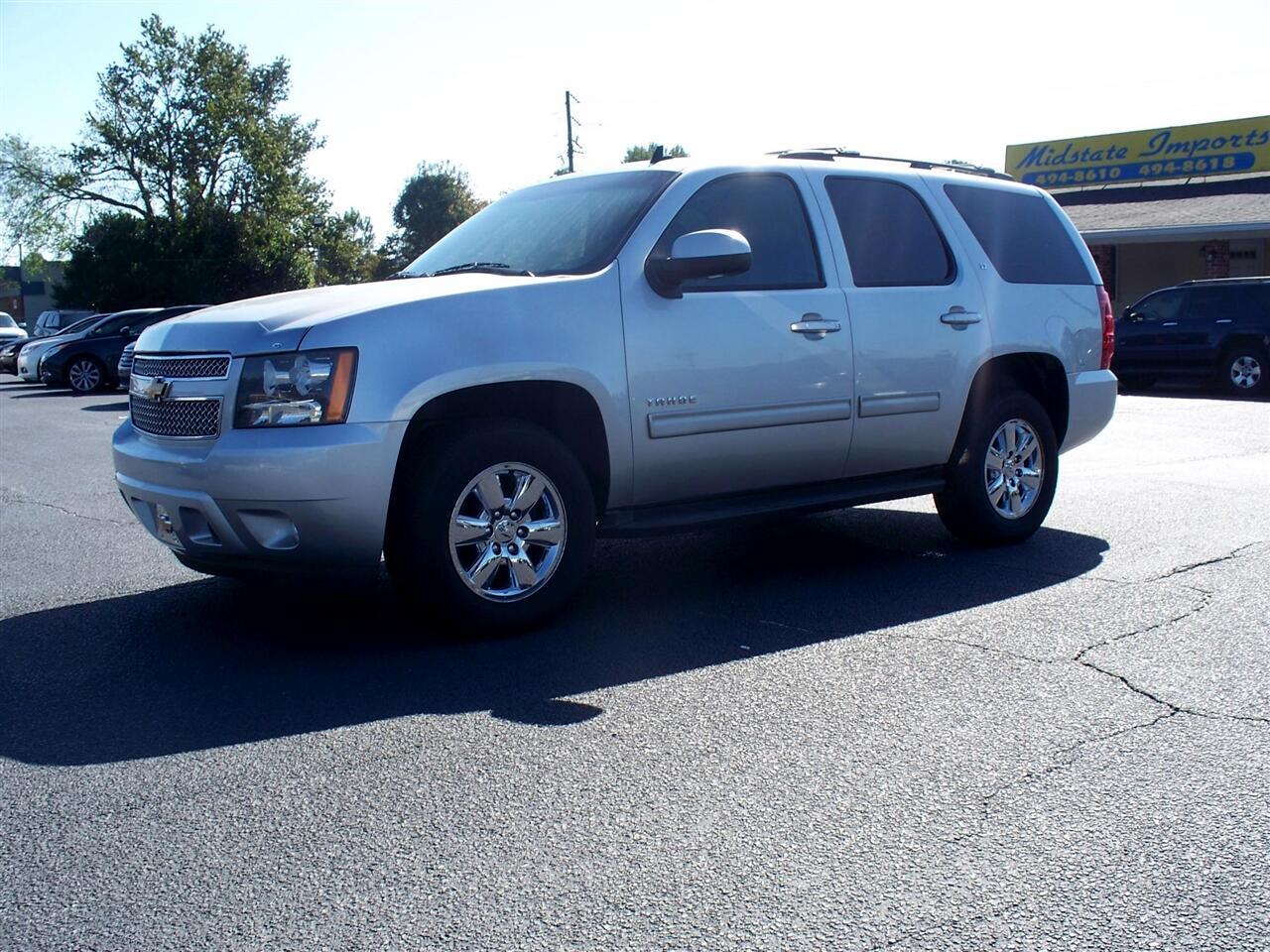 Chevrolet Tahoe LT 4WD 2012