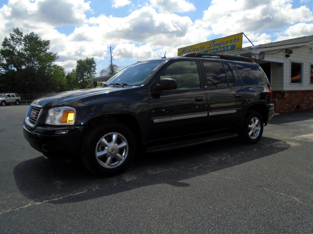GMC Envoy XL SLE 2WD 2004