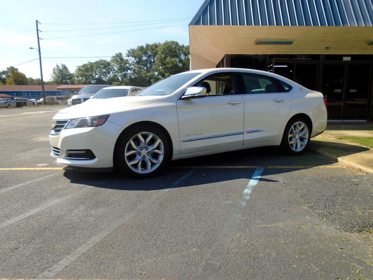Chevrolet Impala 2LZ 2014