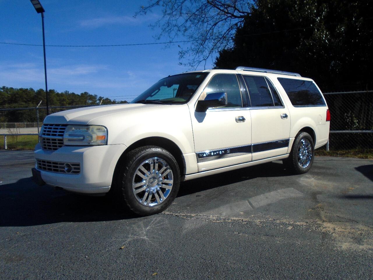 Lincoln Navigator L 2WD 2007