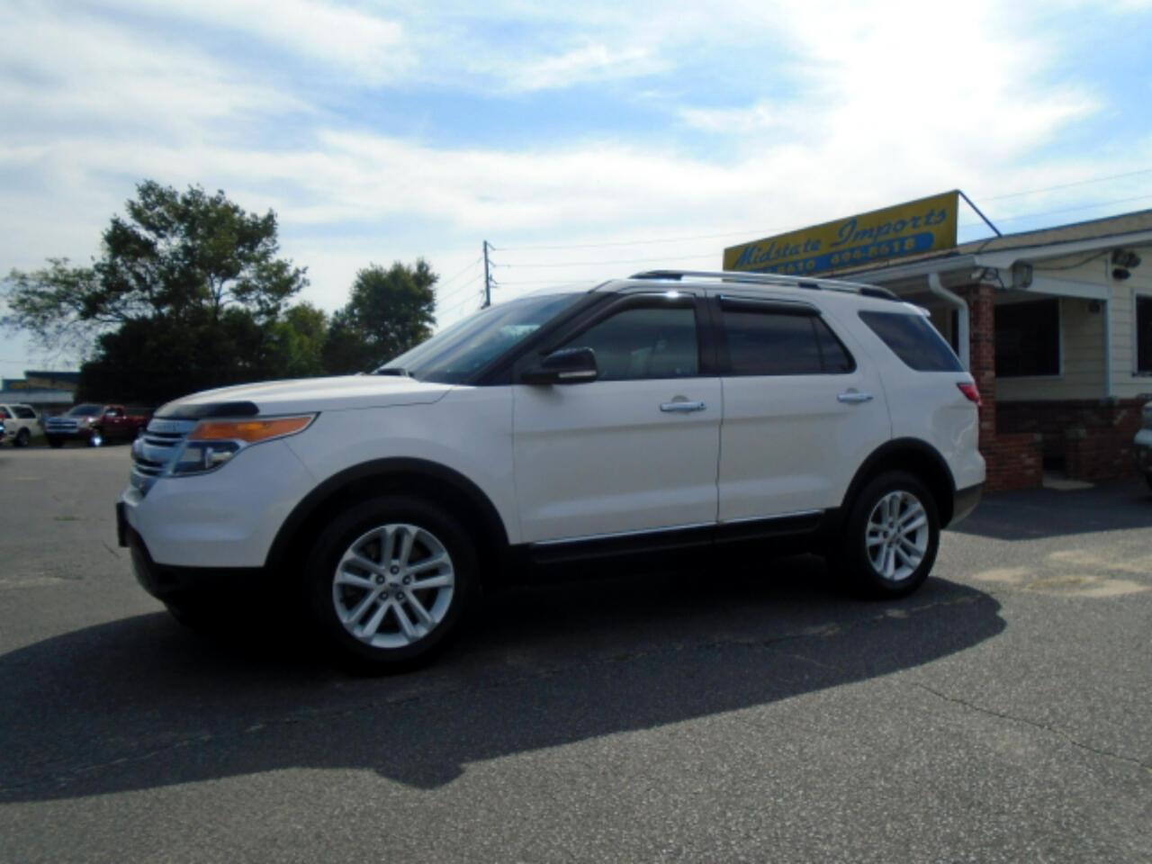 Ford Explorer XLT 4WD 2013