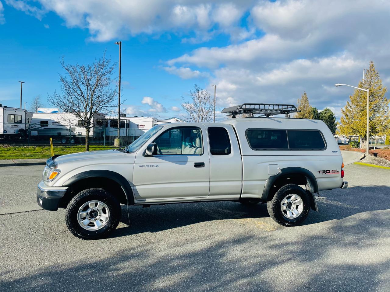 Toyota Tacoma XtraCab V6 Auto 4WD (Natl) 2002