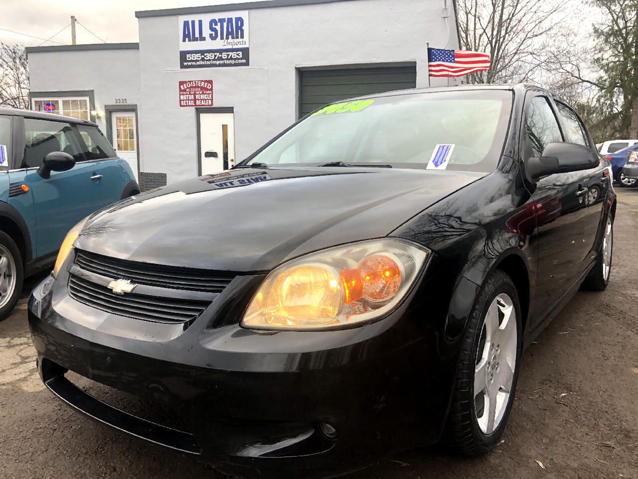 Chevrolet Cobalt LT2 Sedan 2010