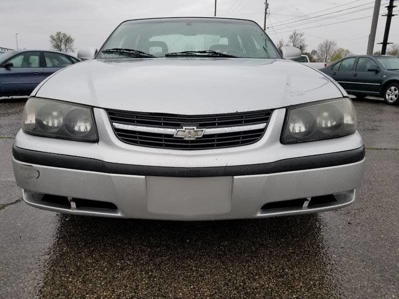 Chevrolet Impala LS 2001