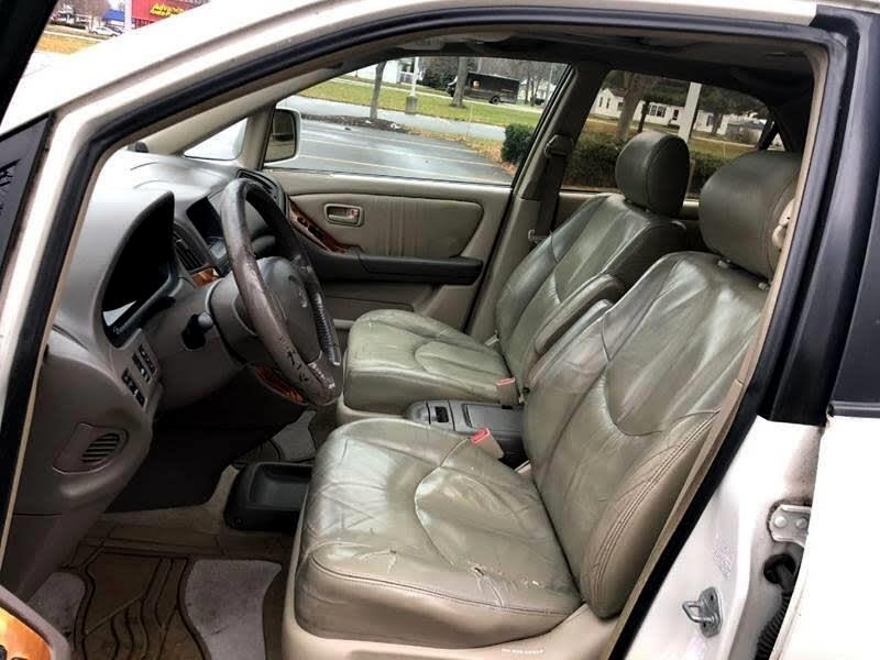 Lexus RX 300 AWD 2000