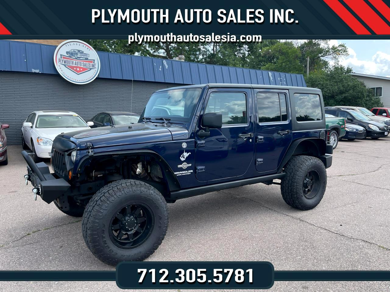 Jeep Wrangler Unlimited 4WD 4dr Freedom Edition 2012