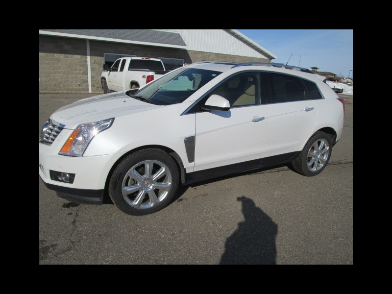 Cadillac SRX Performance Collection AWD 2014