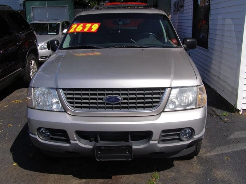 Ford Explorer 2002 for Sale in Michigan City, IN