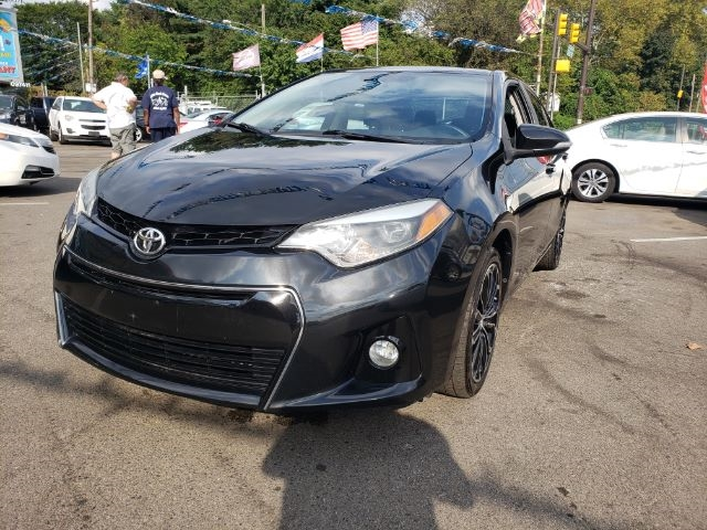 2014 Toyota Corolla L 4-Speed AT
