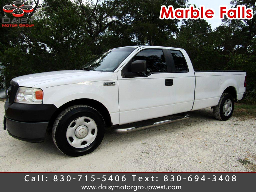 """2008 Ford F-150 2WD SuperCab 163"""" XL w/HD Payload Pkg"""