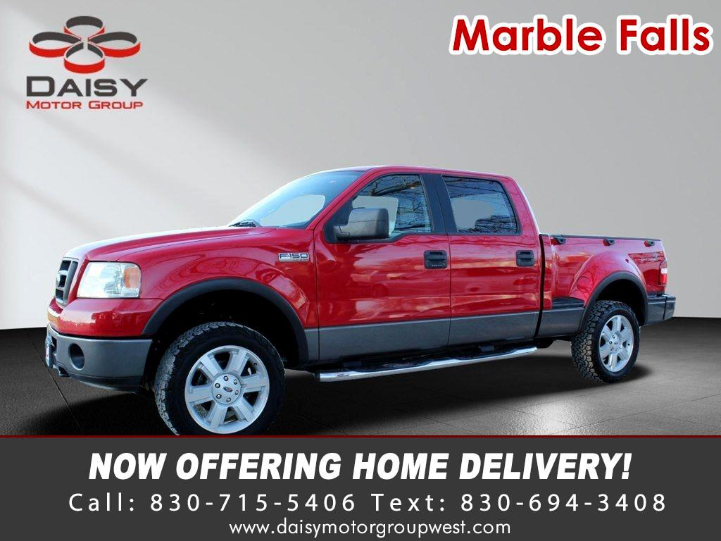 Ford F-150 FX4 SuperCab 6.5-ft. Bed Flareside 4WD 2006