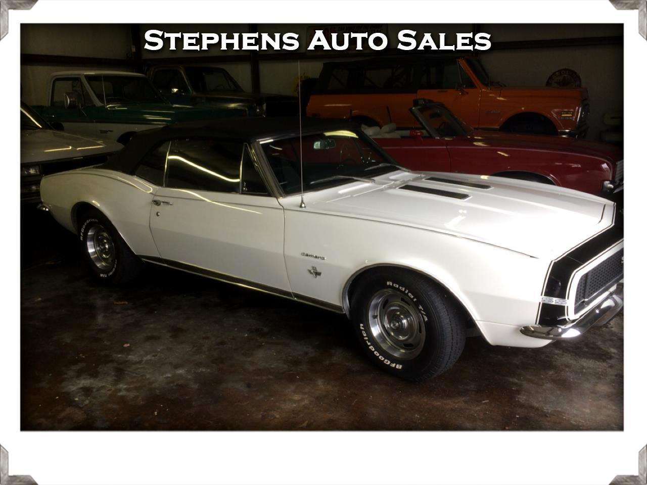 Chevrolet Camaro SS Convertible 1967