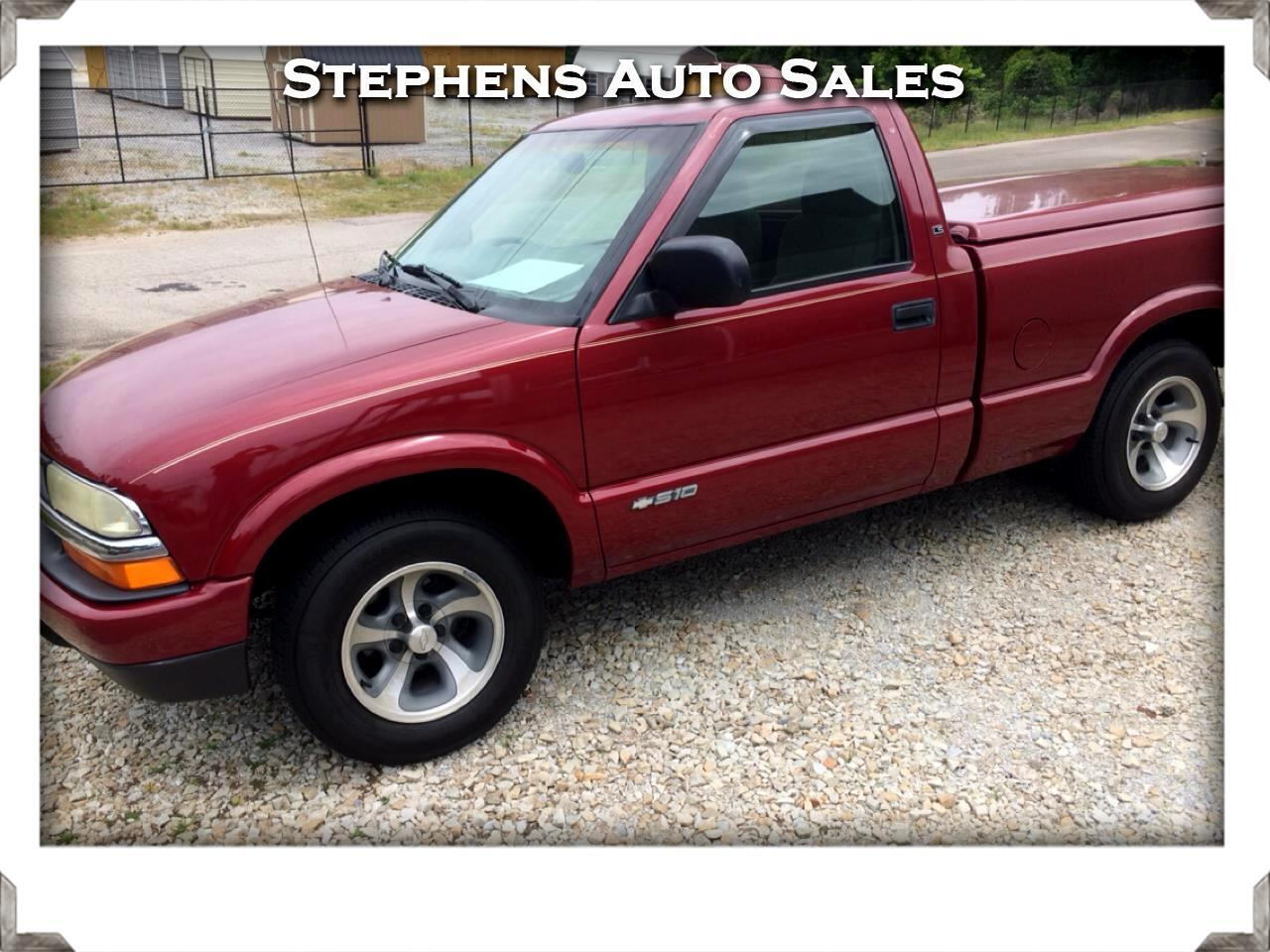 Chevrolet S10 Pickup 2WD 2003
