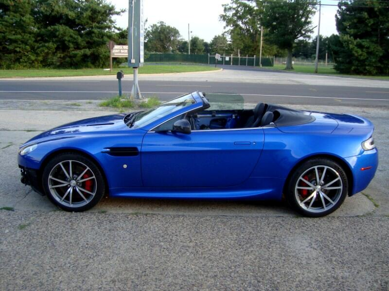 2013 Aston Martin V8 Vantage Convertible CLEAN CLEAR TITLE, NOT SALVAGE