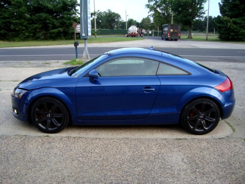 2008 Audi TT 2.0T S Tronic Salvage Rebuildable Repairable