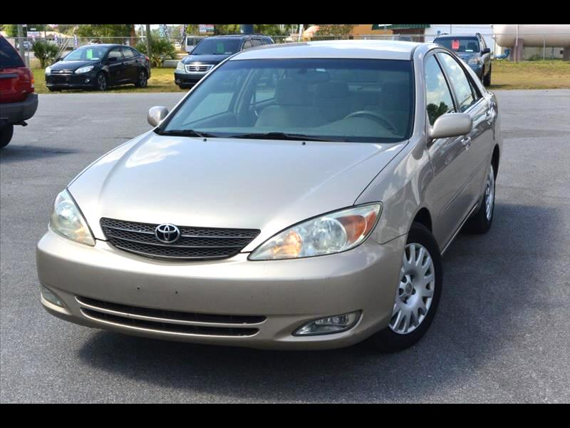 Toyota Camry 4dr Sdn XLE Auto 2004
