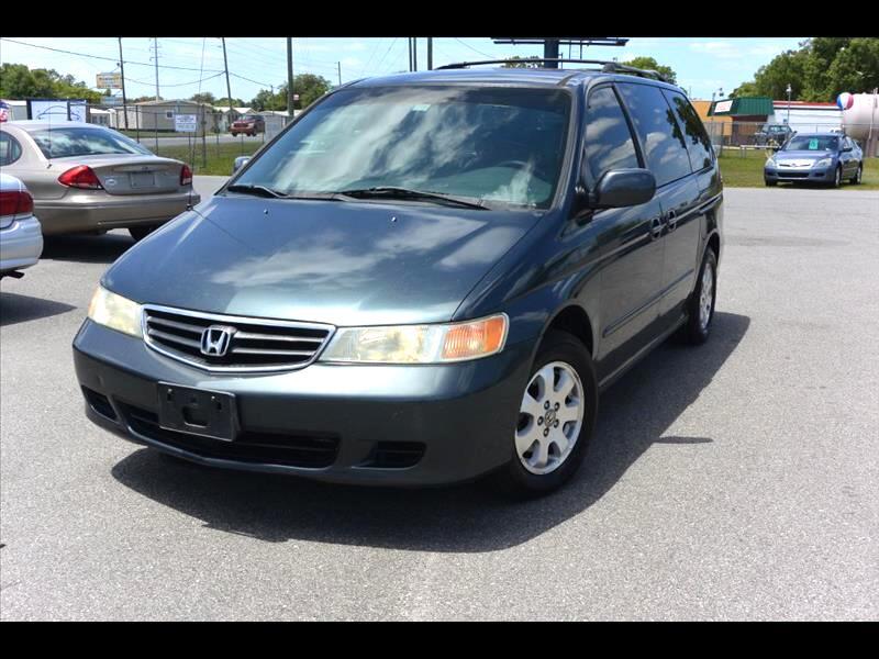 Honda Odyssey EX w/ Leather 2003