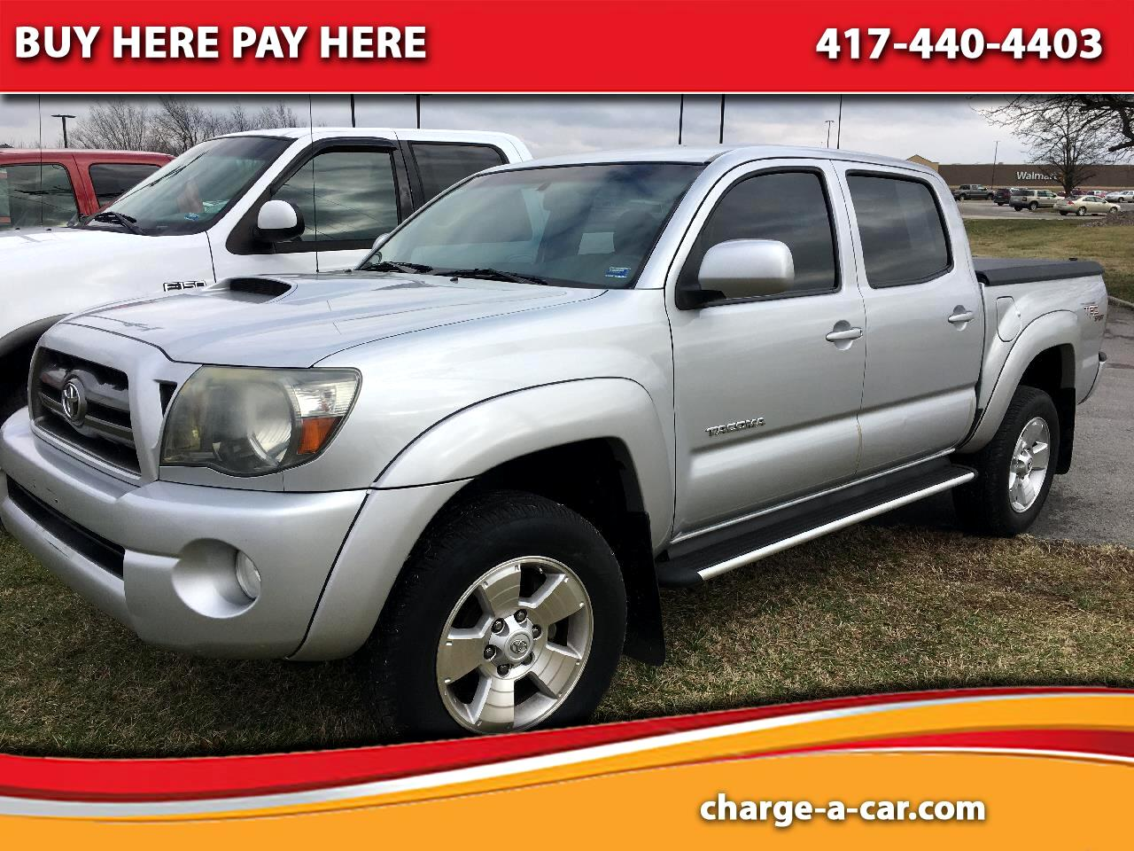 Toyota Tacoma 2WD Double V6 AT PreRunner (Natl) 2010
