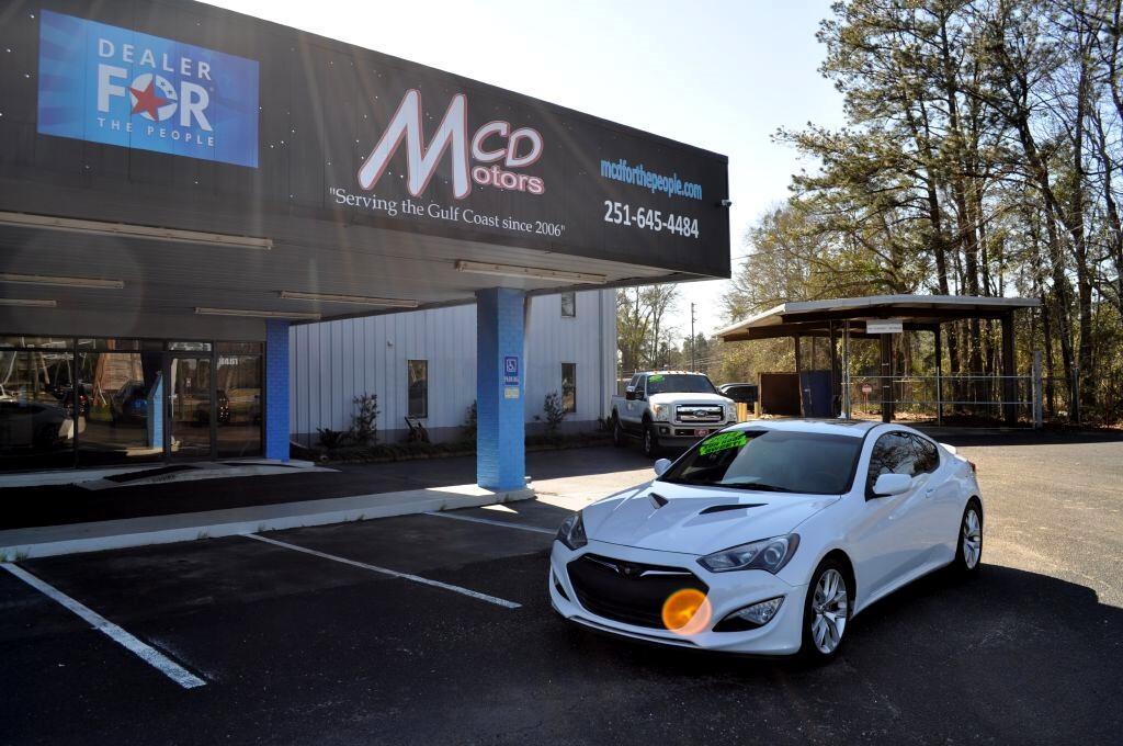 Hyundai Genesis Coupe 2dr I4 2.0T Auto Premium 2014
