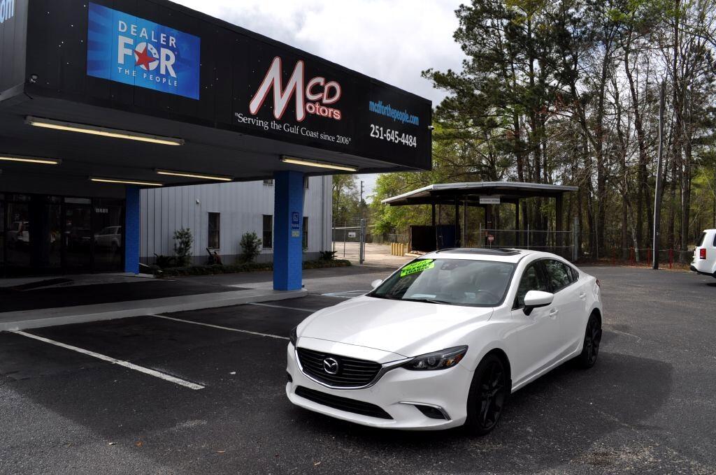 Mazda MAZDA6 4dr Sdn Auto i Grand Touring 2016