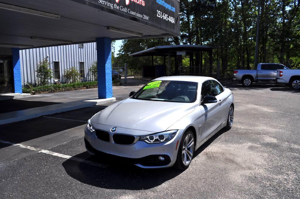 BMW 4 Series 2dr Conv 428i RWD 2015