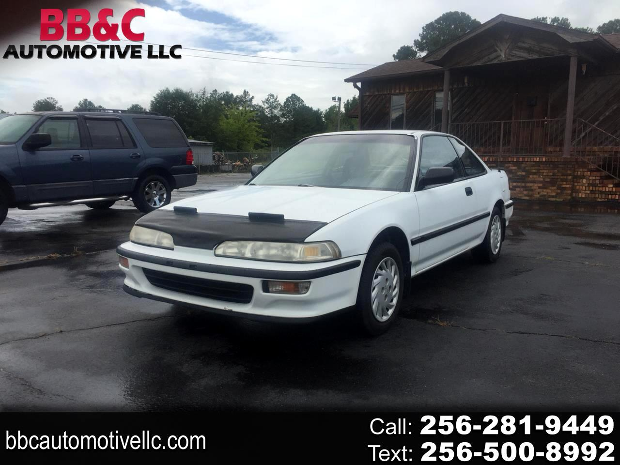 Acura Integra RS Coupe 1992